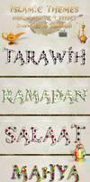 Islamic PS Styles by Dabbexsahi