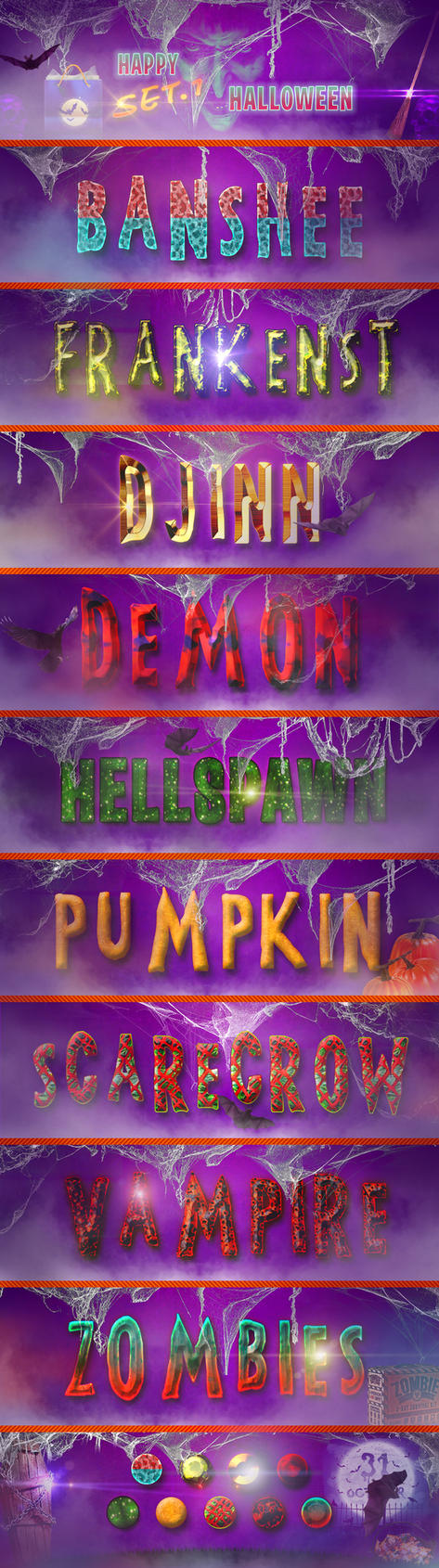 Halloween-Text-Effects-byDabbexsahi by dabbex30