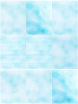 Free Ice Textures by dabbexsahi