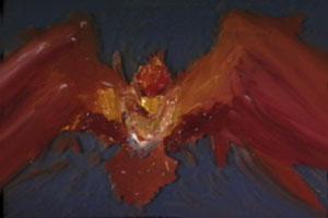 Firebird animation by Seferia