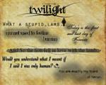 Twilight Quotes Brushes