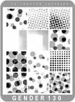 halftone circles 100x100
