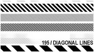 8 600x600 diagonal lines