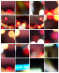 100x100 bubble lights