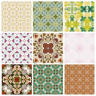 tiling patterns2 by masterjinn