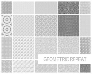 geometric repeating patterns by masterjinn