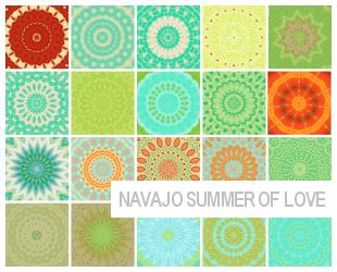 100x100 navajo patterns by masterjinn