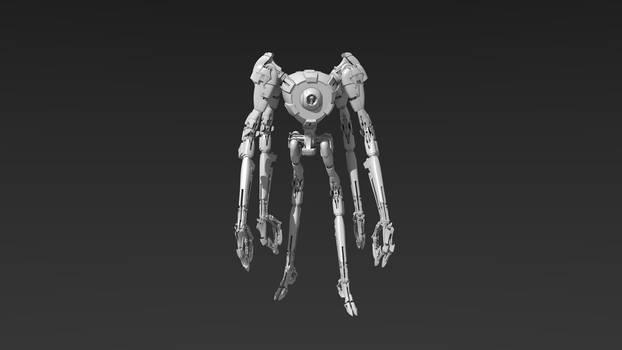 Tribot Mk.2 Update - Articulation