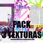 pack 3 texturas
