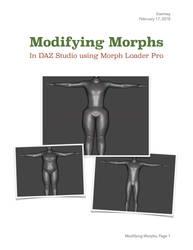 Customizing Morphs by esemwy