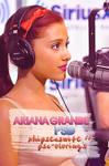 Ariana Grande PSD
