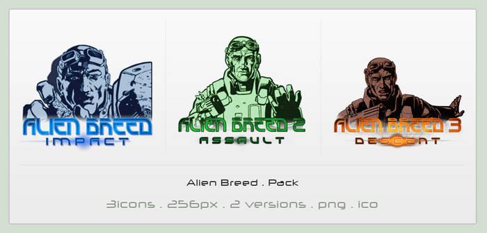 Alien Breed . Pack