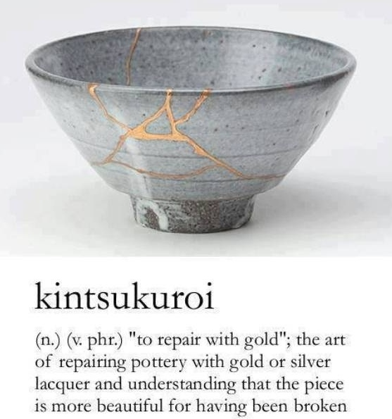 Kintsukuroi by requishna