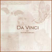 Da Vinci by gothika-brush