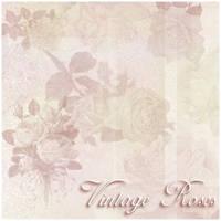 Vintage Roses by gothika-brush
