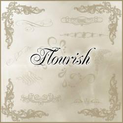 Flourish by gothika-brush