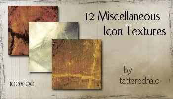 Misc. Icon Textures