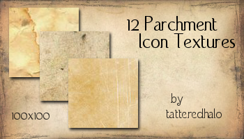 Parchment Textures by gothika-brush