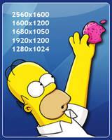 Homer by stkdesign