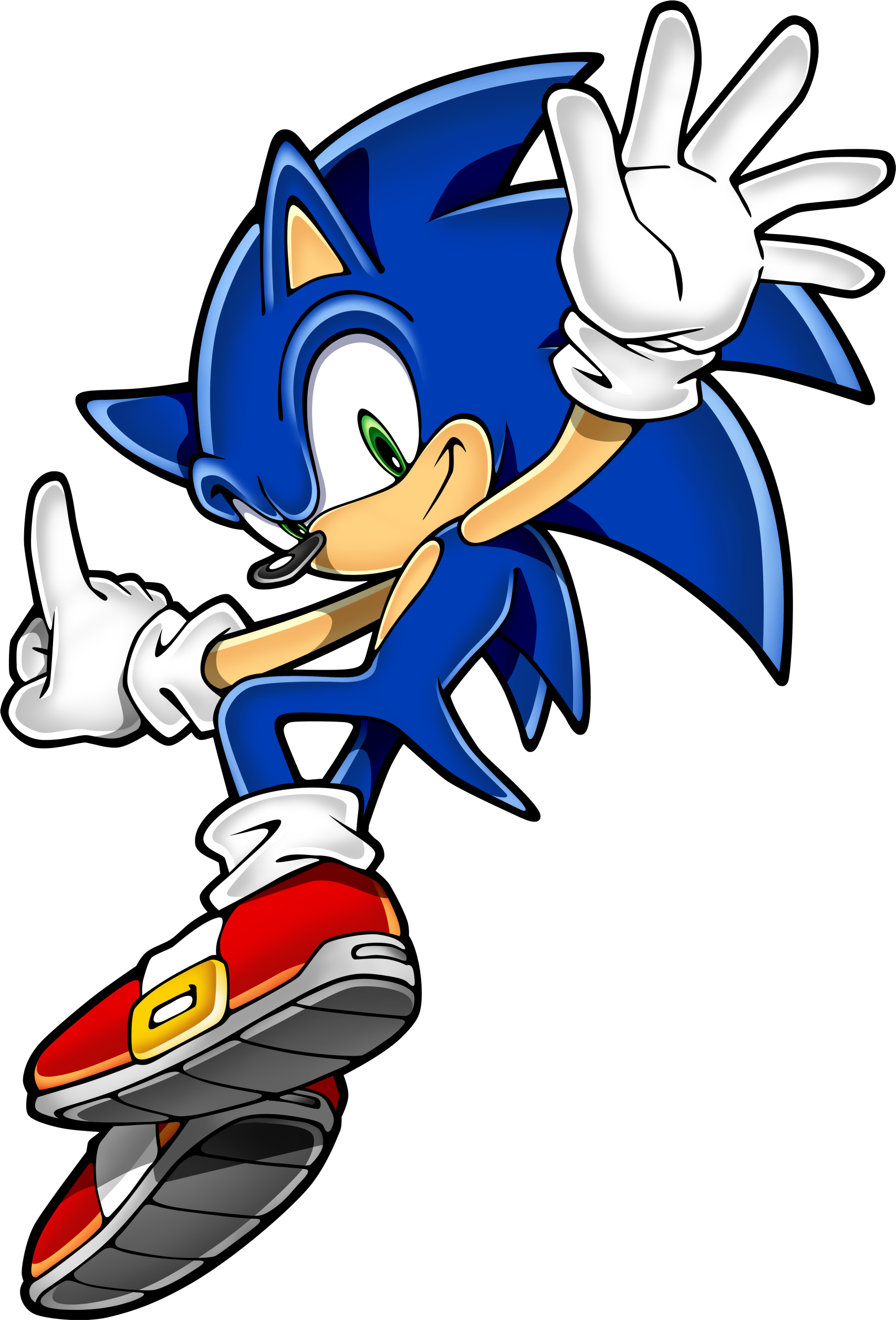 Sonic Svg By Rosyfan12 On Deviantart