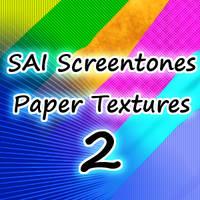 SAI Paper Textures 2 by ToadsDontExist