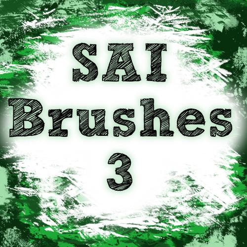 SAI Brushes 3 by ToadsDontExist