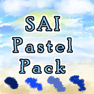 SAI Pastel Pack Combo by ToadsDontExist