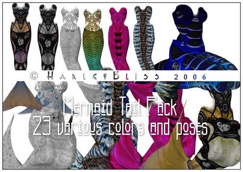 Mermaid Tail Pack2
