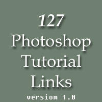 127 Photoshop Tutorials by gremlindesign