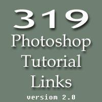 319 Photoshop Tutorials by gremlindesign