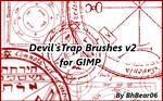 Devil's Trap Brushes v.2