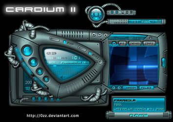 cardium2 - guio version by 0zz