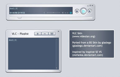 Inspirat SE for VLC