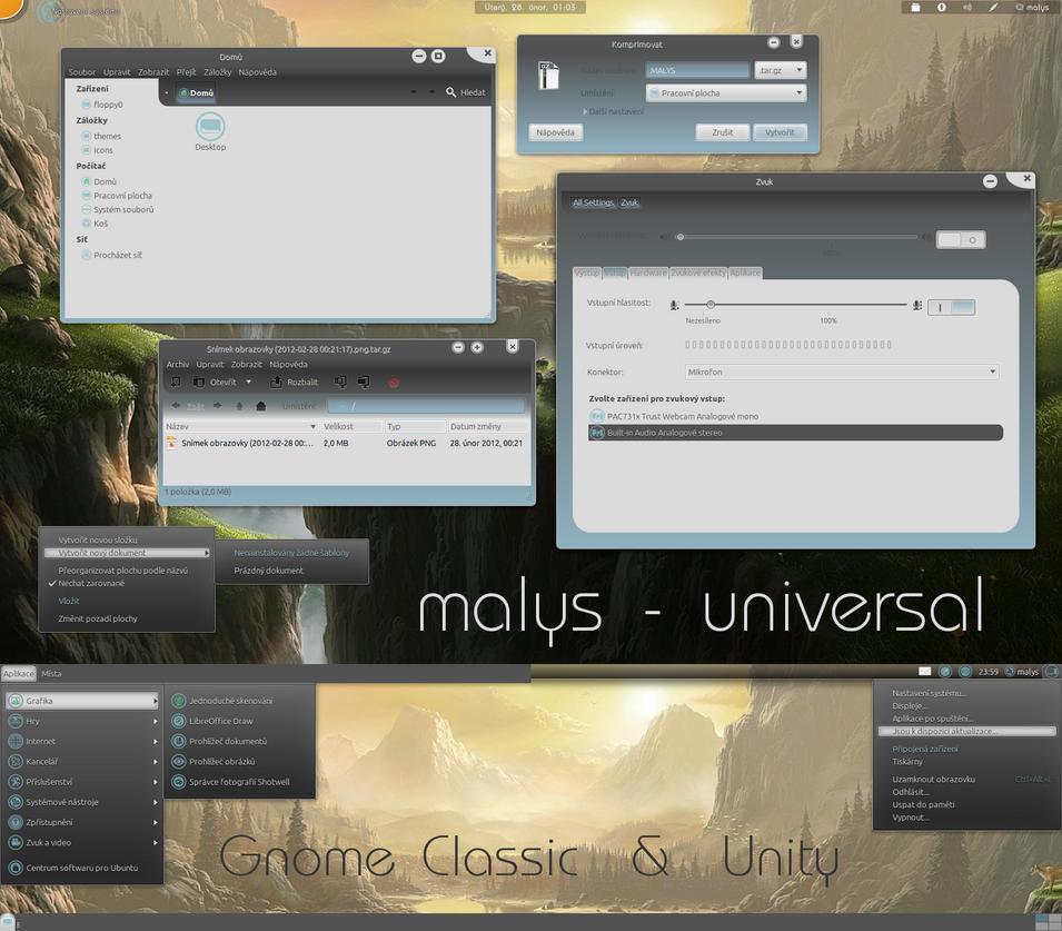 malys - universal 3.20 by malysss