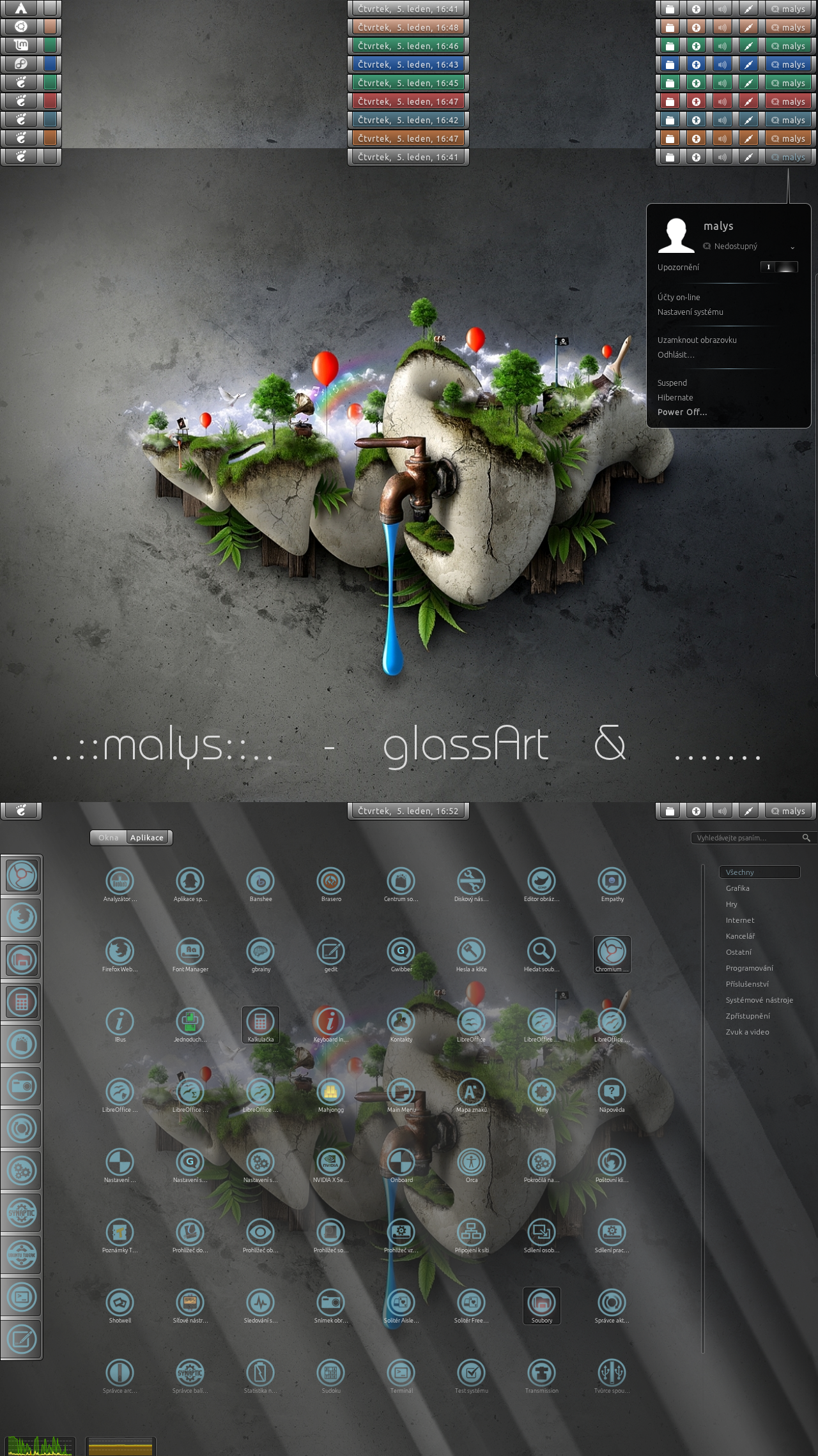 malys - glassArt + colors 3.5 by malysss