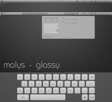 malys - glassy 1.0