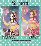 A PSD Coloring - 2