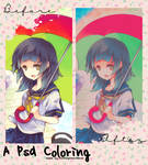 A PSD Coloring - 3