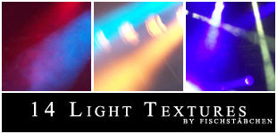 Light Textures by Fischstaebchen
