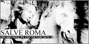 Salve Roma 01 by Fischstaebchen