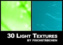 Silvester Light Textures by Fischstaebchen