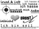Tiny Text by Fischstaebchen