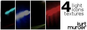 Icon Light Textures by KurtMurder