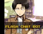 Levi/Rivaille -Shingeki no Kyojin chat bot