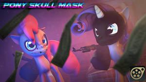 Pony Skull Mask