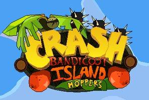 Crash Bandicoot: Island Hoppers  -Full Game- by FierceTheBandit