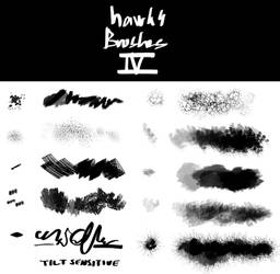 Brushes IV by Hawk4