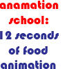 12 seconds of animation