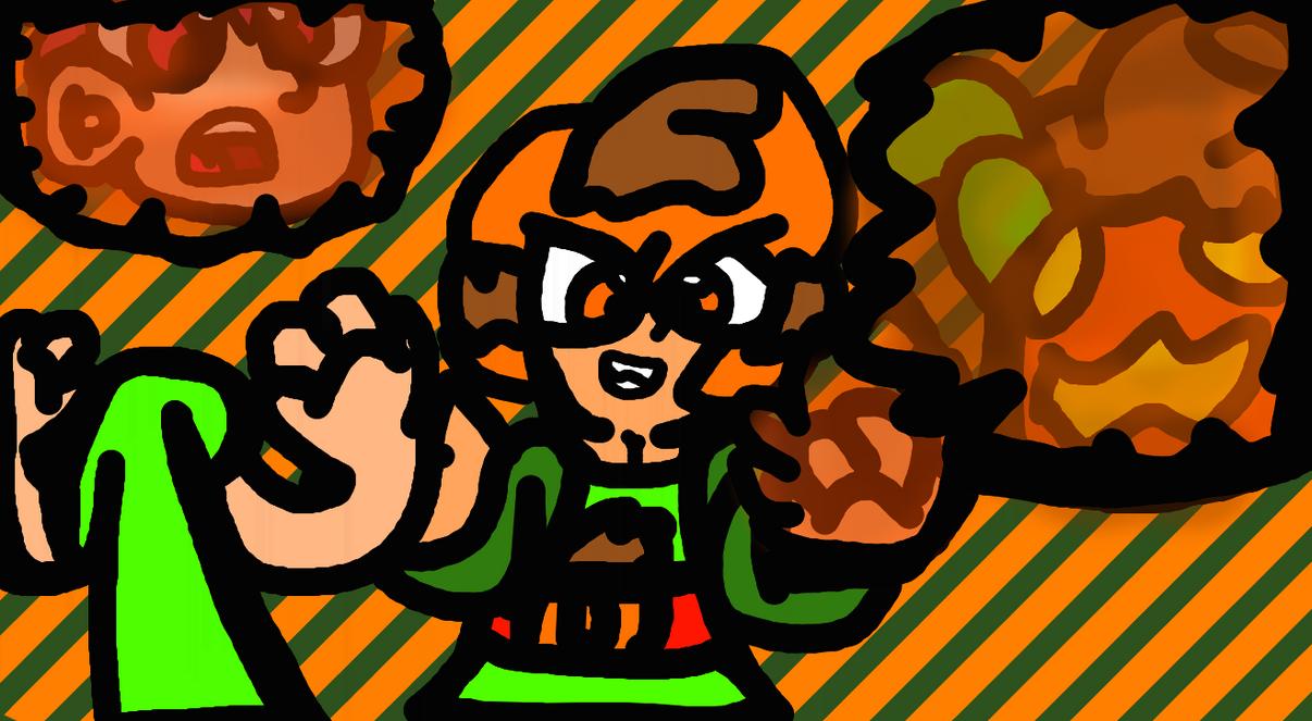 Curse Of The Pumpkin Enchantress by TheGr8estOne