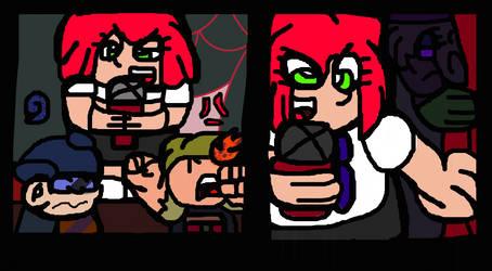 Bobbi's Devilish Karaoke Trance by TheGr8DemonKing